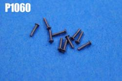 Super Tiny Minus Screws 0.6 x 3mm  x10