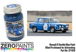 Renault 8 Gordini Blue Paint 60ml