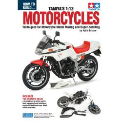 How to build Tamiya's 1:12 Motorcycles