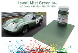 AC Cobra Coupe A98 Le Mans 1964 Jewel Mist Green Paint 60ml