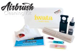 Iwata Airbrush Cleaning Kit