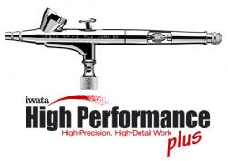 Iwata High Performance Plus HP-B Plus Airbrush (0.2mm Nozzle)