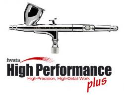 Iwata High Performance Plus HP-C Plus Airbrush (0.3mm Nozzle)