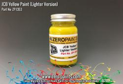 JCB Yellow (Lighter) Paint 60ml