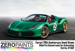 Jewel Green - Ferrari 70th Anniversary Paint 60ml