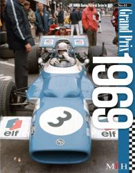 Joe Honda Racing Pictorial Vol #41: Grand Prix 1969
