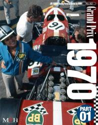 Joe Honda Racing Pictorial Vol #42: Grand Prix 1970 Part 1