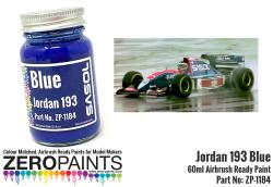 Jordan 193 Blue Paint 60ml