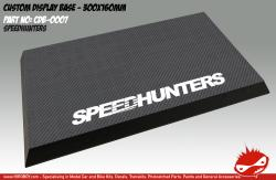 Speedhunters Display Base for Model Kits 300x160mm