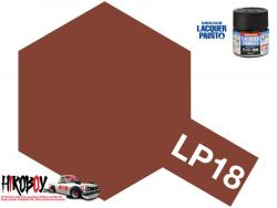 LP-18 Dull Red	 Tamiya Lacquer Paint