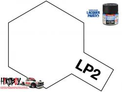 LP-2 White	 Tamiya Lacquer Paint