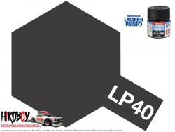 LP-40 Metallic Black	 Tamiya Lacquer Paint
