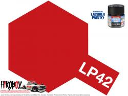 LP-42 Mica Red	 Tamiya Lacquer Paint
