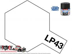 LP-43 Pearl White	 Tamiya Lacquer Paint