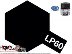 LP-60 NATO Black	 Tamiya Lacquer Paint