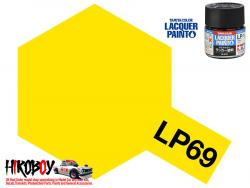 LP-69 Clear Yellow Tamiya Lacquer Paint
