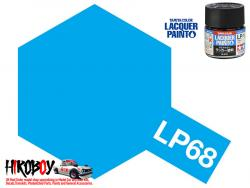 LP-68 Clear Blue Tamiya Lacquer Paint