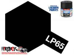 LP-65 Rubber Black Tamiya Lacquer Paint