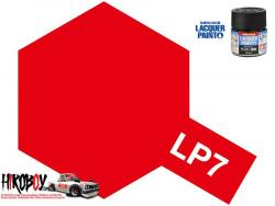 LP-7 Pure Red	 Tamiya Lacquer Paint