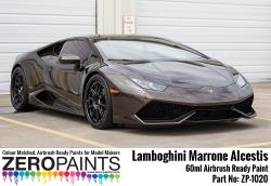 Lamborghini Marrone Alcestis Paint  60ml
