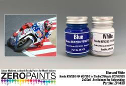 Honda RSW250 #74 WGP250 Paint Set 2x30ml
