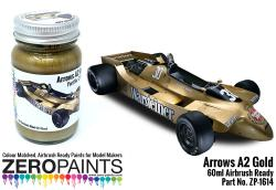 Arrows A2 Gold Paint 60ml