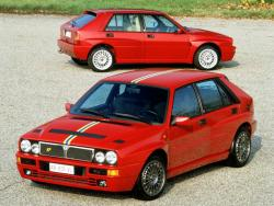 Lancia Delta HF Integrale Evo - Paints 60ml