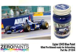 Ligier LS43 Blue Paint 60ml