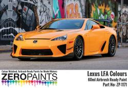 Lexus LFA Paints 60ml