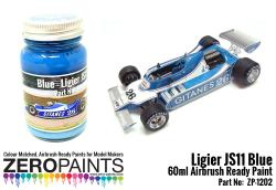 Ligier JS11 (Gitanes) Blue Paint 60ml