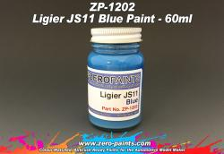 Ligier JS11 Blue Paint 60ml