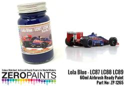 Lola LC87, LC88, LC89 Blue Paint 60ml