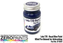 Lola T70 - Royal Blue Paint 60ml