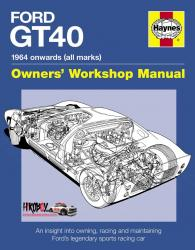 Ford GT40 Owners' Workshop Manual