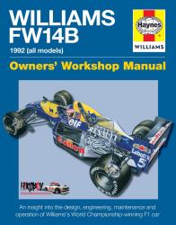 Williams FW14B Owners' Workshop Manual