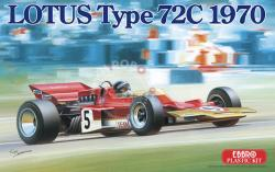 1:20 Lotus Type 72C by Ebbro