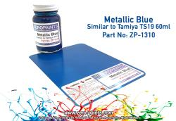 Metallic Blue Paint - Similar to TS19 60ml