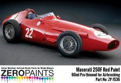 Maserati 250F Red Paint 60ml