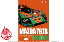 Mazda787B in Photo Detail Book (Vol.6)