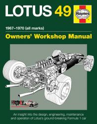 Lotus 49 Owners' Workshop Manual