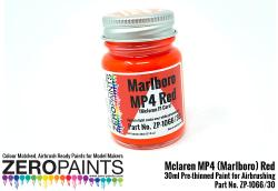 Mclaren MP4 (Marlboro) Red Paint 30ml