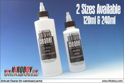 Medea Airbrush Cleaner 118ml (For Waterbased Paints Only)