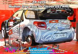 Medium Grey Paint for Citroen DS3 WRC (Pitwall Decals 24D-005) 60ml