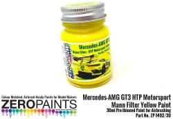 Mercedes-AMG GT3 HTP Motorsport / Mann Filter Yellow Paint 30ml