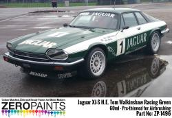 Jaguar XJ-S H.E. Tom Walkinshaw Racing Green Paint 60ml