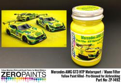 Mercedes-AMG GT3 HTP Motorsport / Mann Filter Yellow Paint 60ml