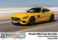 Mercedes-AMG GT Solar Beam Yellow Paint Set 2x30ml