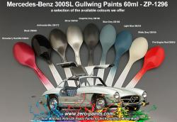 Mercedes-Benz 300SL Gullwing Paints 60ml