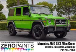 Mercedes-Benz AMG Alien Green Paint 60ml