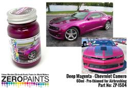 Deep Magenta Metallic - Chevrolet Camero Paint 60ml